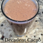 HB 2_11_15 Cacao smoothis